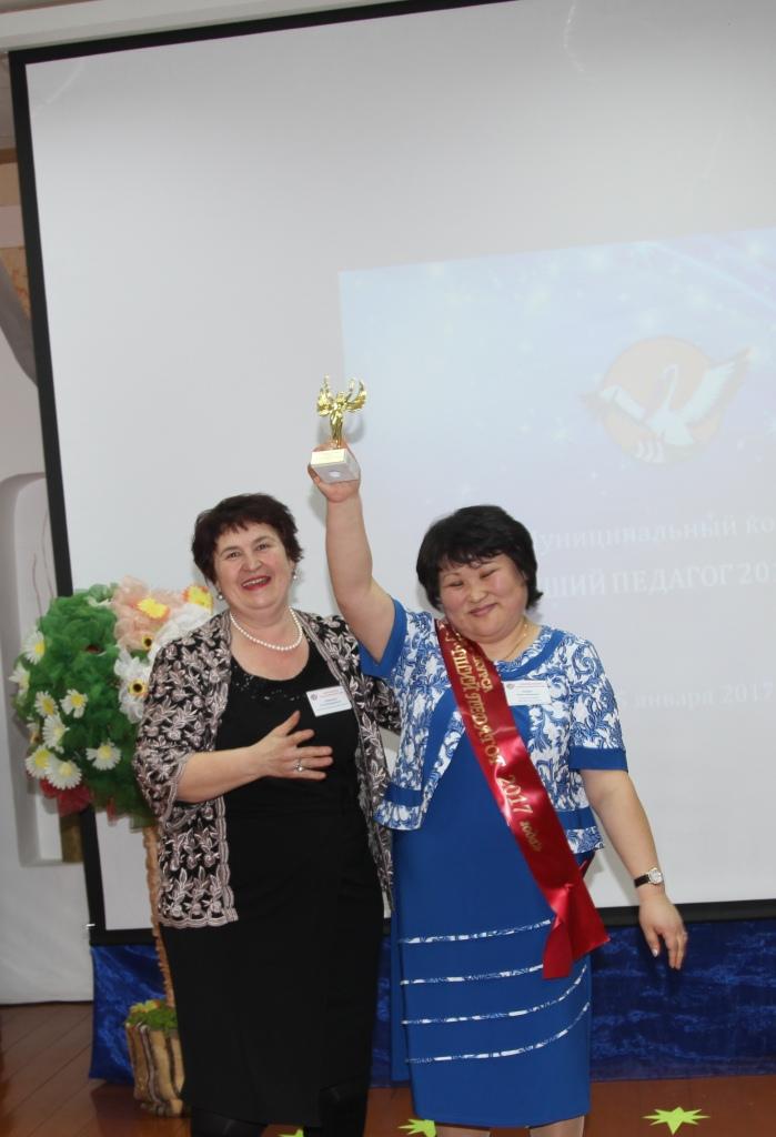 Муниципальный конкурс лучший учитель 2017